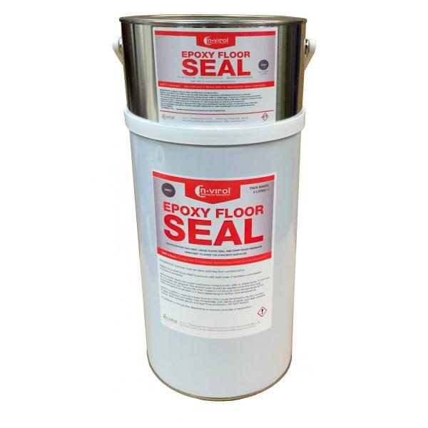 Epoxy Floor Seal