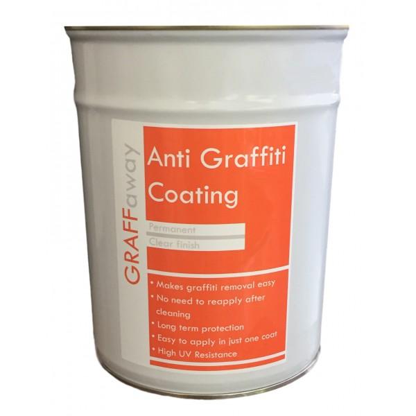 Graffaway Anti Graffiti Coating