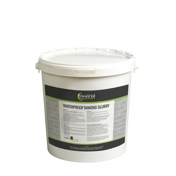 N-Virol Waterproof Tanking Slurry