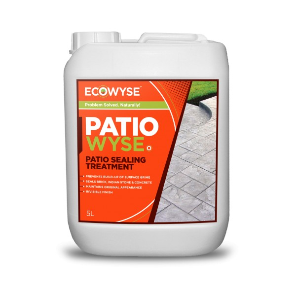 Patiowyse Patio, Path and Indian Sandstone Sealer