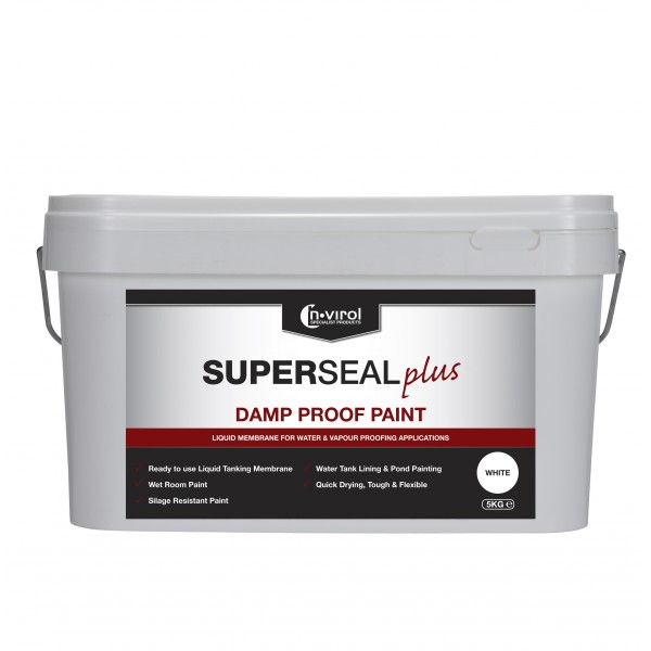 SuperSeal Plus Damp Proofing DPM Paint