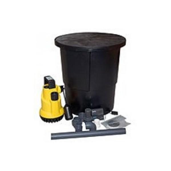 ULTRA SOLO Basement Pump Kit