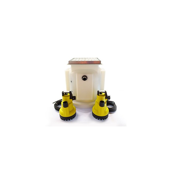 ULTRA Twin Pump